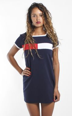 Vintage Tommy Hilfiger Dress at dubli http://greatcshback.info/dub with #shopping #priceline #shoes