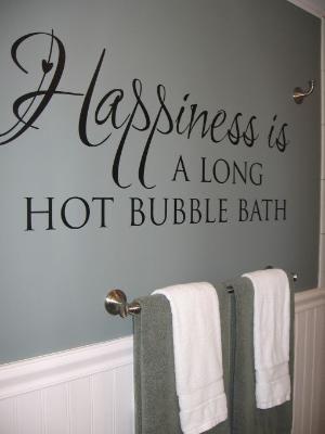 Bathroom on a budget, Small bathroom in a small condo., Bathrooms Design by sammie.daniels.9