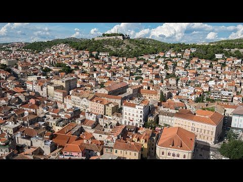 Šibenik iz zraka | Sibenik - You are beautiful  https://www.facebook.com/apartmani.josip.vodice