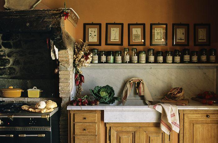 Interiors - House in Chianti - Stefano Scatà Photography