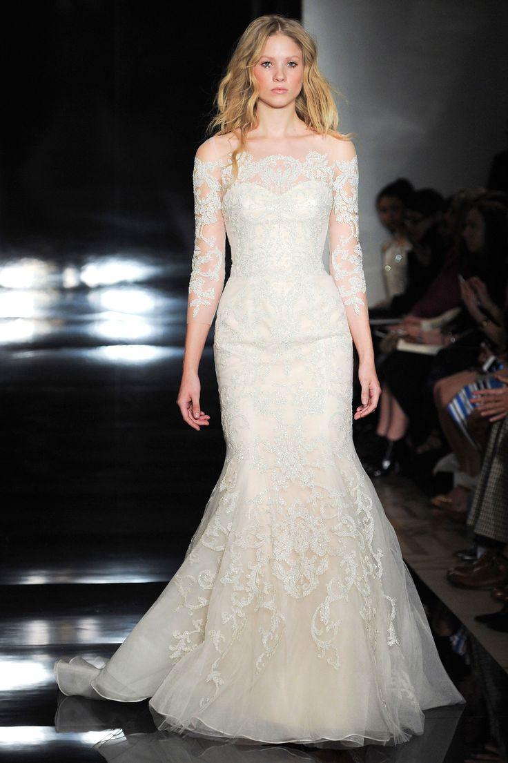 19 besten Wedding dresses Bilder auf Pinterest | Hochzeitskleider ...