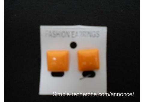 Boucle oreille carre sabrininord Auby - Simple recherche petite annonce