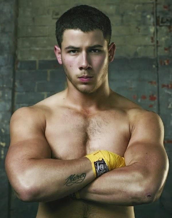 Nick Jonas Is Smokin 'Hot In' Kingdom 'Promo Photos | Instinct