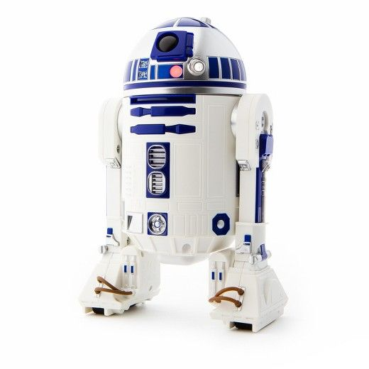 R2-D2™ is an astromech droid from a galaxy far, far away.... Control your droid with your smart device or keep R2-D2™ in top shape with augmented reality training. R2-D2™ signature front and rear LED lights are fully functional, and an integrated speaker means the beeps and boops come right from R2-D2™ itself. Watch R2-D2™ interact with other Star Wars™ App-enabled Droids by Sphero, and view films from the Star Wars saga with R2-D2&#15...