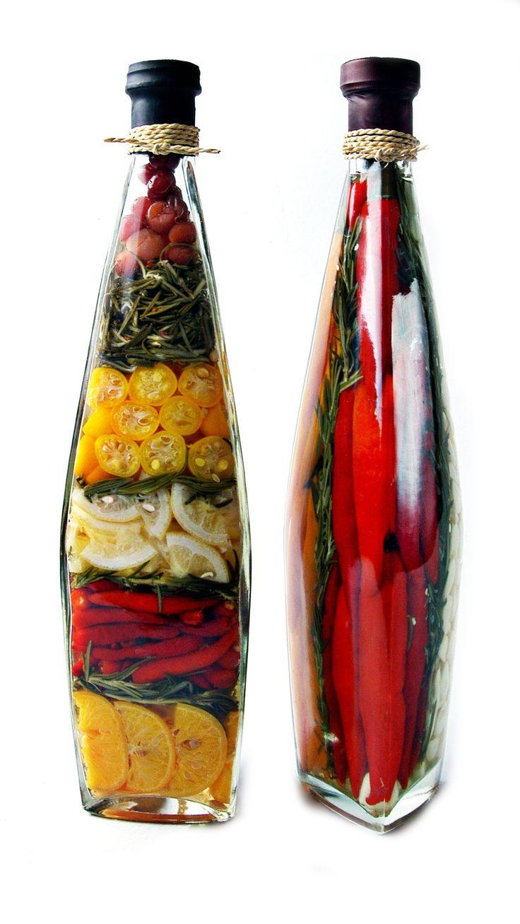 15 Best Decorative Fruit Vegetable Bottles Images On