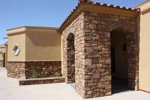 Architectural Stone Concepts' Stucco