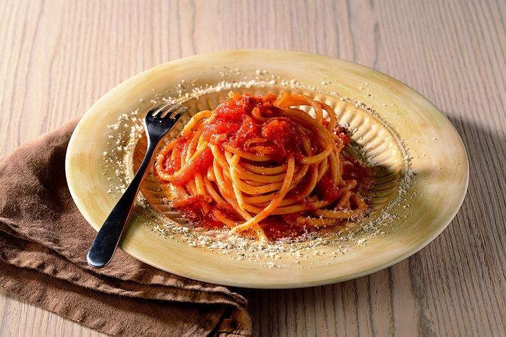 Gli spaghetti all'amatriciana: 5 errori da non fare