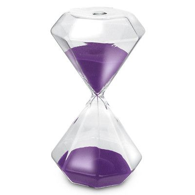 Kovot Hourglass Sand Timer & Paperweight