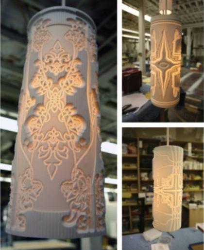 CNC Milled Work by MachineHistories « Lionhug