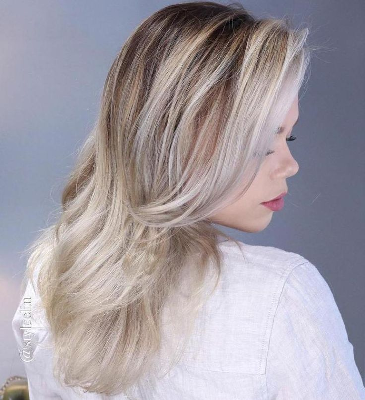 Best 25 White Hair Highlights Ideas On Pinterest
