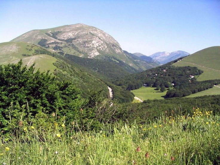 Val Di Ranco - Monte Cucco