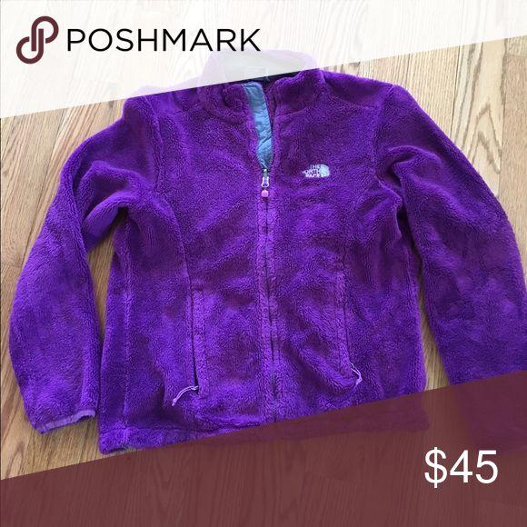 NORTH FACE fleece jacket XS NORTH FACE super soft fleece jacket. EUC size XS The North Face Jackets & Coats