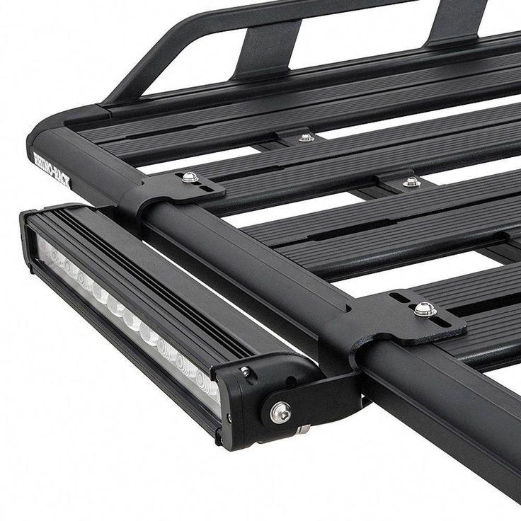RhinoRack® Pioneer LED Light Bar Bracket