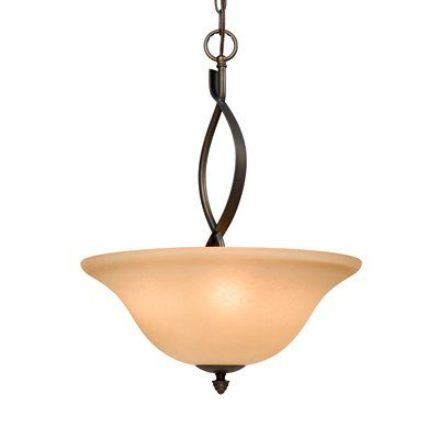Galaxy Lighting 800613ORB Rufina Large Pendant