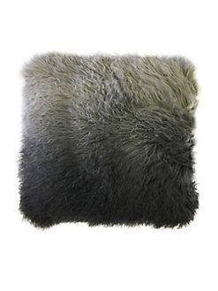 Callisto Home - Mongolian Fur Pillow