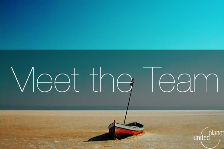 Find out more about #teamunitedplanet.