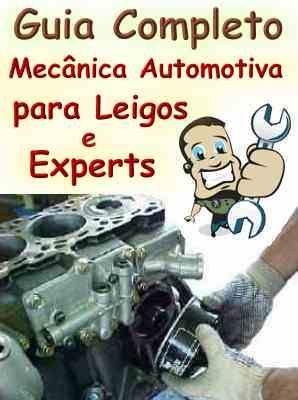 Guia Completo - Mecânica de Automóveis para Leigos e Experts Técnicas fundamentais para realizar perfeitamente manutenção nos mais diversos tipos de automóveis Nacionais e Importados. Veja em detalhes neste site http://www.mpsnet.net/loja/index.asp?loja=1&link=VerProduto&Produto=522