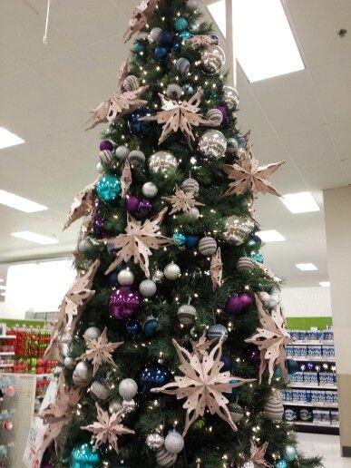17 Best Images About Christmas Decor On Pinterest Blue