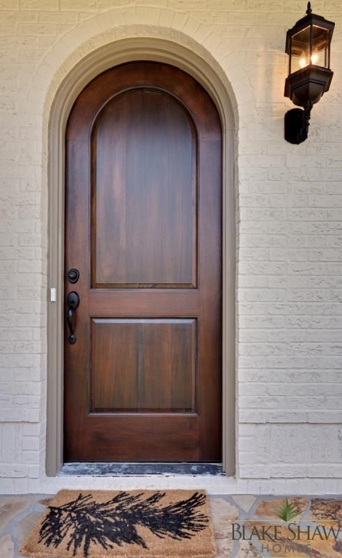 Brick Painted Wool Skein By Sherwin Wiliams Morningside Make Over    Traditional   Entry   Atlanta   Blake Shaw Homes, Inc