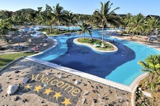 Hotel Playa Pesquero, Holguin, Cuba July, 2013 With Family