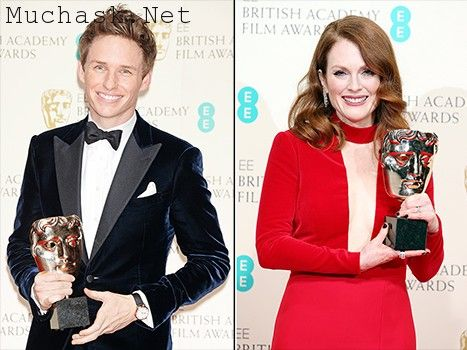 BAFTA 2015 Awards Winners