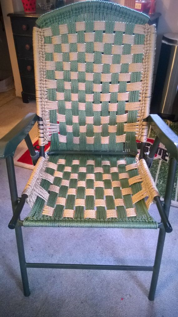 45 best macrame images on pinterest macrame chairs for Macrame hammock chair pattern