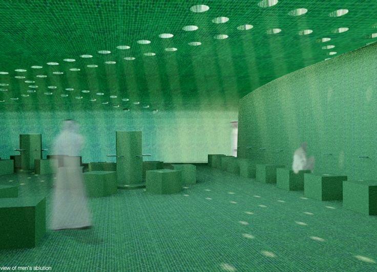 Ray of Light Mosque / ZEST Architecture