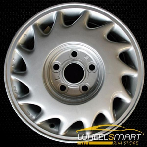 15 Lexus Ls400 Oem Wheel 1990 1992 Silver Alloy Stock Rim 74131 Oem Wheels Rim Repair Alloy Wheels Repair