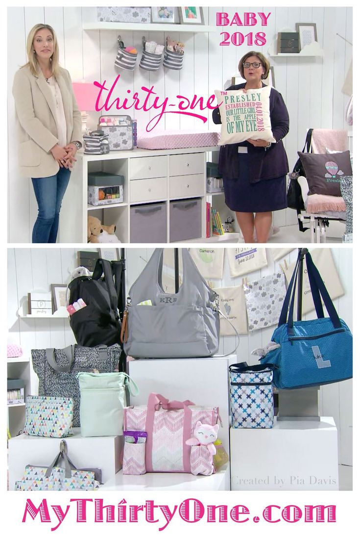 #31 BABY by Thirty-One has new styles and prints this April. Black, Grey, Chevron Stitch, Skinny Strip, Pixel Pop, Swirls and Whirls, Geo Adventure, Counting Clouds, are added to Grey Brushstrokes and Light Grey Crosshatch. Take the Day, City Park and Take Two Diaper Bags as well as the ZOUT are part of this new baby collection. The Multi Bottle Thermal, Cargo Clip on Thermal, Cool Clip Thermal Pouch and Super Swap-It Pocket are great additions too. Find at MyThirtyOne.com/PiaDavis