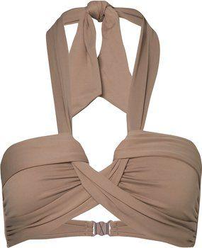 Bikini typu bandeau Seafolly Goddess Bandeau od 299,00 zł WIĘCEJ: http://www.idealo.pl/ceny/3959518/seafolly-goddess-bandeau.html