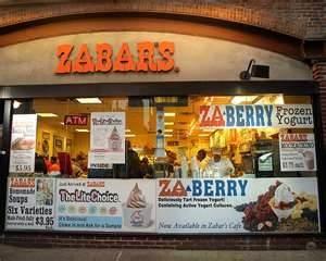 Zabar' s for treats! #ArmitronMakeTime
