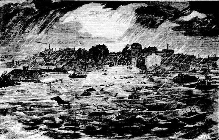 Windsor at Nightfall June 1867
