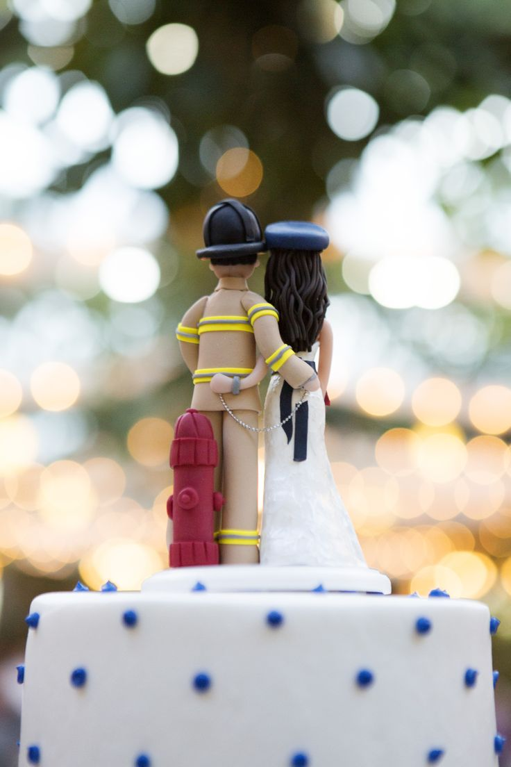 12 Best Law Enforcement Wedding Cake Toppers Images On