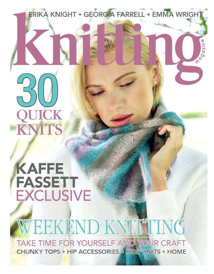Knitting №159 2016 - 轻描淡写 - 轻描淡写