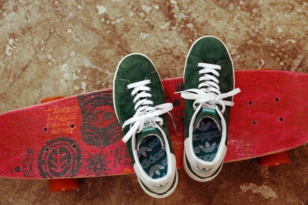 adidas Originals Stan Smith Skateboarding via http://hypebeast.com/2014/2/adidas-originals-stan-smith-skateboarding