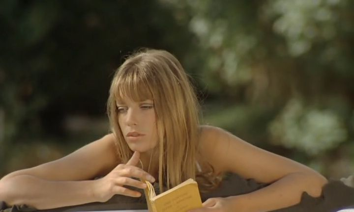Jane Birkin in La Piscine (1969)