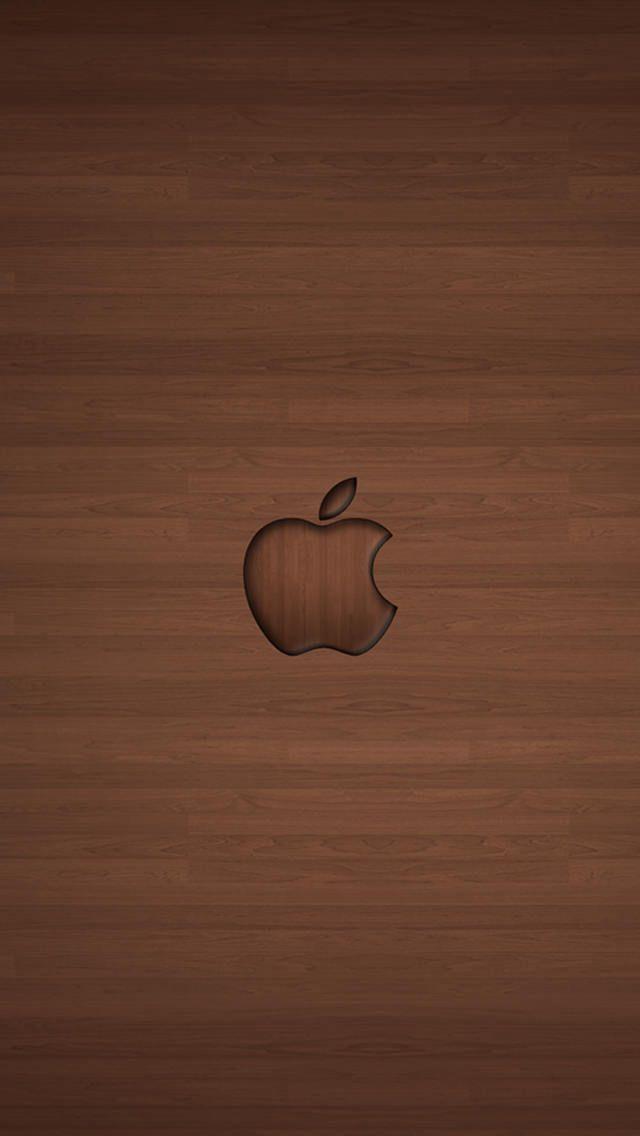 落ち着いた木目調 iPhone壁紙 | スマホ壁紙 | 7th wallpaper