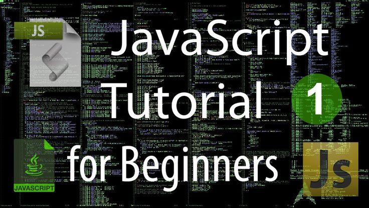 JavaScript Tutorial for Beginners - 1 - Getting Started