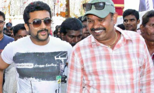 "Surya's next movie is ""mass"" with venkat prabhu.  http://tamilmoviereviews.co.in/upcoming-tamil-movies/suryas-next-movie-is-masss-with-venkat-prabhu/"