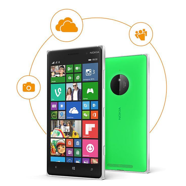 Das perfekte Smartphone für Menschen, die gern in Kontakt sind.