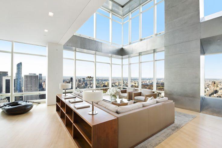 L'immobilier à New York ne cesse de surprendre, c'est pourquoi nous vous avons sélectionné les 20 plus beaux penthouses de New York.