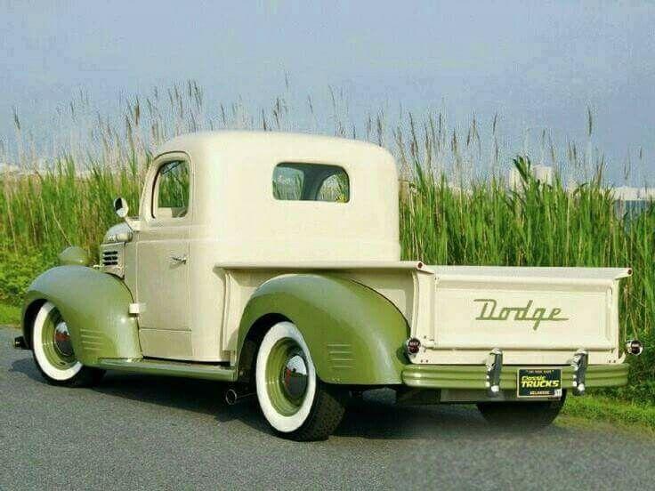 '46 Dodge pickup