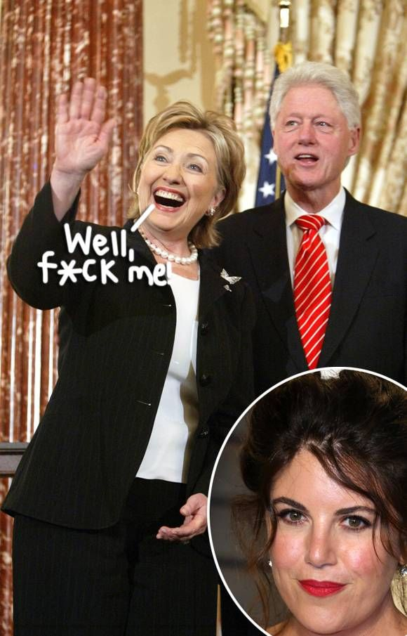 awesome Get Ready To Relive Bill Clinton's DIRRRTY Sex Scandal With Monica Lewinsky! Check more at https://10ztalk.com/2017/01/19/get-ready-to-relive-bill-clintons-dirrrty-sex-scandal-with-monica-lewinsky/