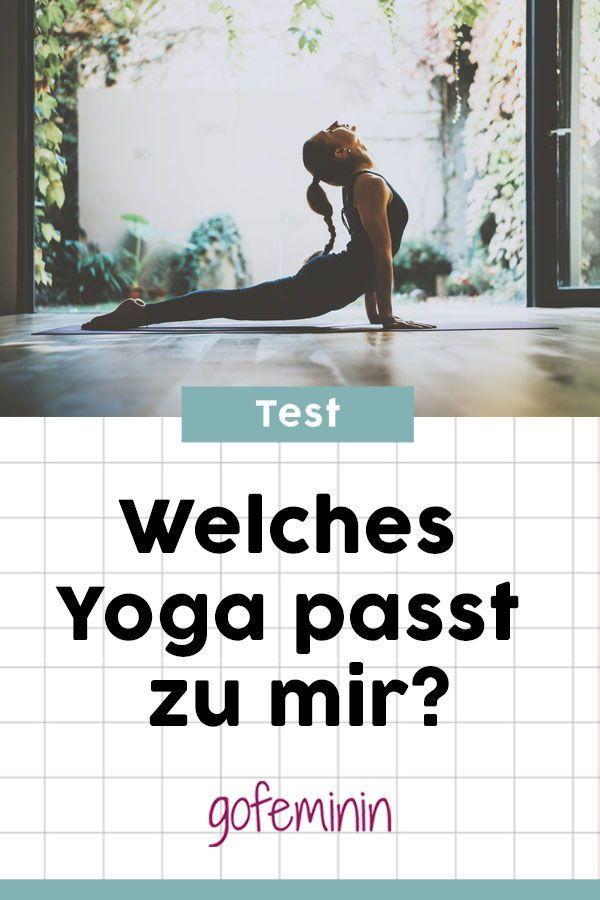 Welcher Yoga-Stil für dich die meiste Entspannung versprichst, erfährst du in unserem Test. #yoga #yogastil #yogaarten #fitness #gesundheit #entspannung