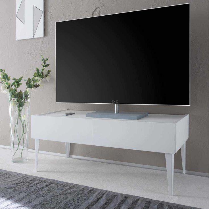 Die besten 25+ Tv rack weiß Ideen auf Pinterest Tv möbel weiß - fernseher im schlafzimmer