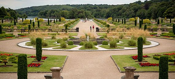 Trentham Gardens perfect for walks