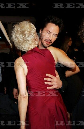 Keanu Reeves and Patricia Taylor | Keanu Reeves :down to ...