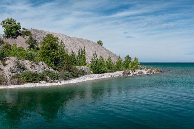 Rockport State Recreation Area – I, Alpena, MI, September, 2016, photo by Norm…