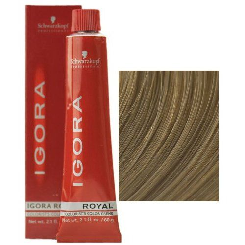 Schwarzkopf Professional Igora Royal Hair Color - 8-4 Light Beige Blonde >>> You can get more details by clicking on the image. #hairrepair