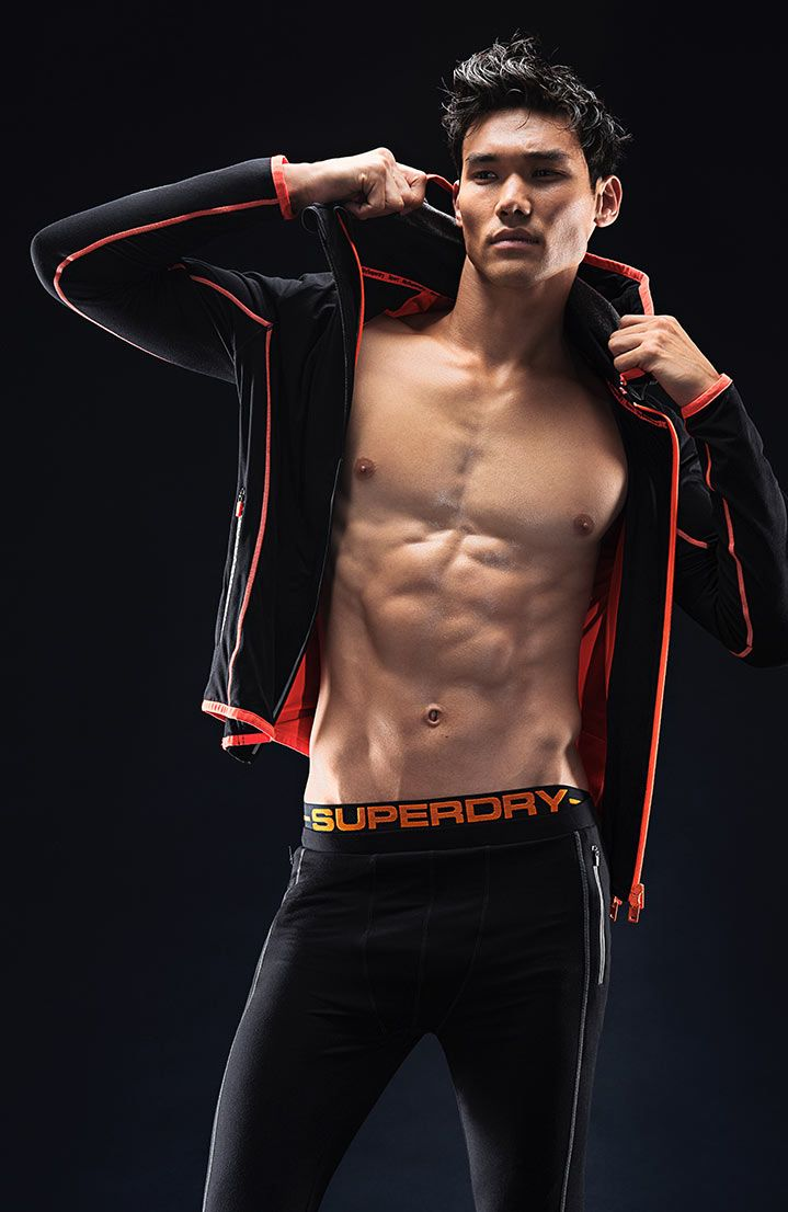 Men's Gym Clothes | Gym Wear for Men | Superdry Sport